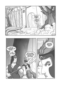 Issue 07, Page 01, Village Guards