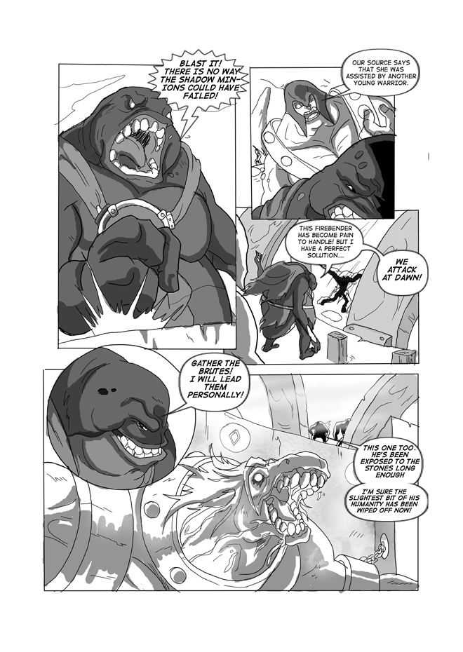 Issue 07, Page 39, Attack at Dawn