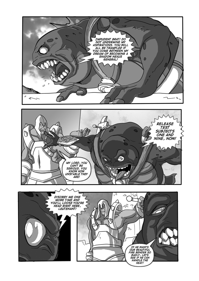 Issue 08, Page 39, Sglutton's Resolve