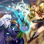 Dragos V/s Xeus by Tara