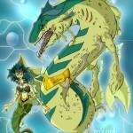 Leviatha & her Beast Form