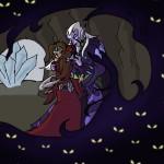 Fan Art: Dragos & the Queen