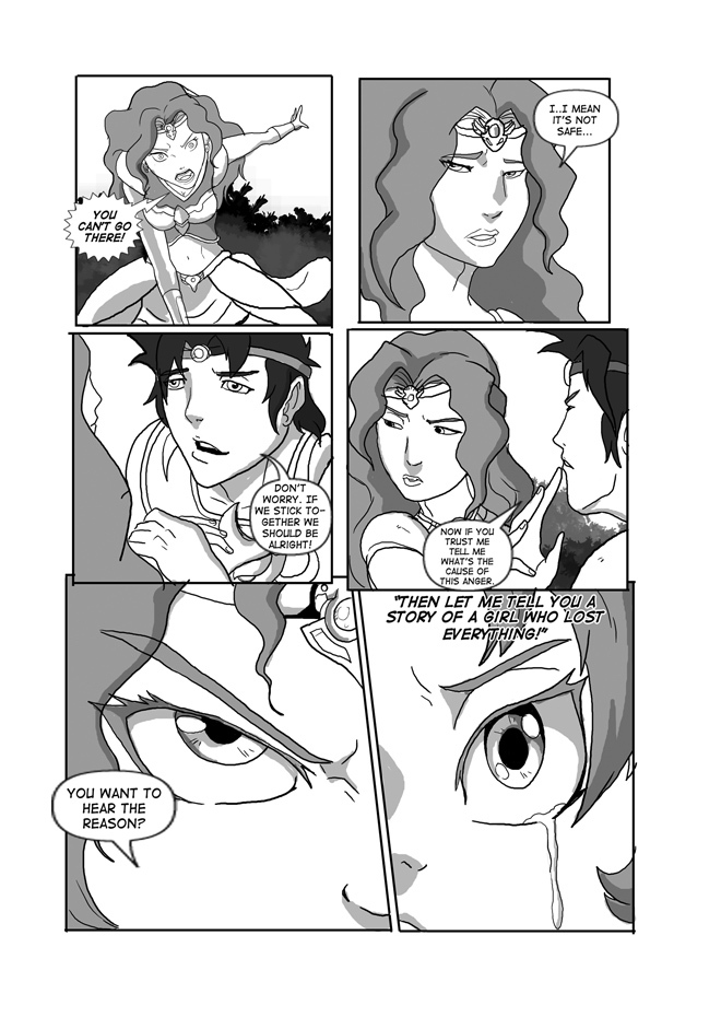 Issue 10, Page 18, Her Story Begins