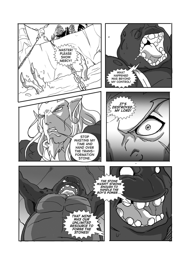 Issue 10, Page 42, Sglutton's Failure