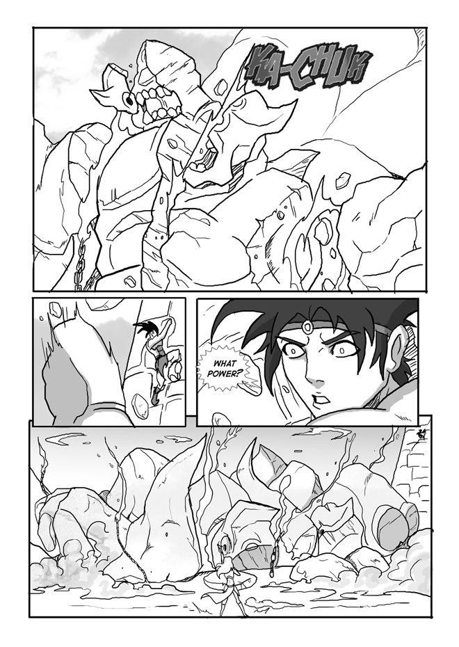Issue 11, Page 08, Giant's End