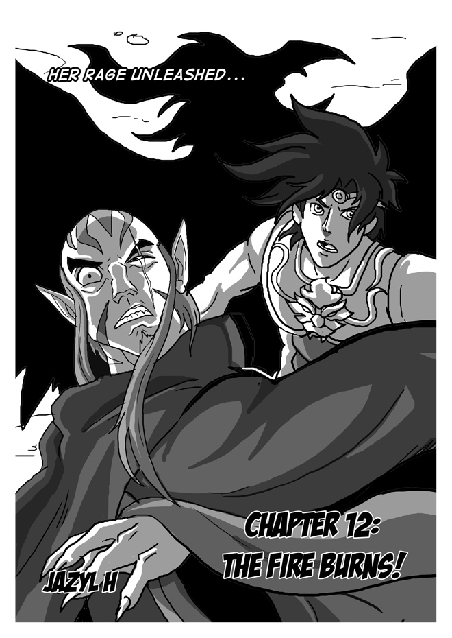 Issue 12, Page 01, Phoenix Unleashed
